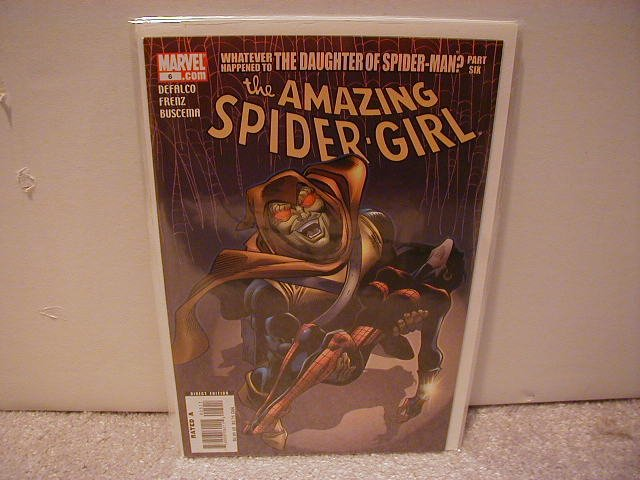 AMAZING SPIDER-GIRL # 6 VF/NM