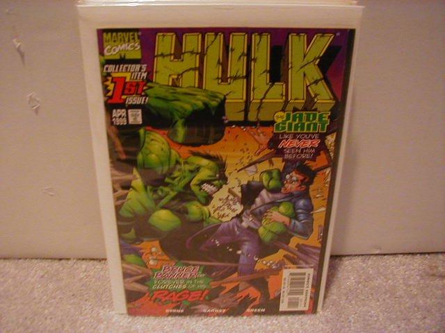 HULK #1 VF (1999)