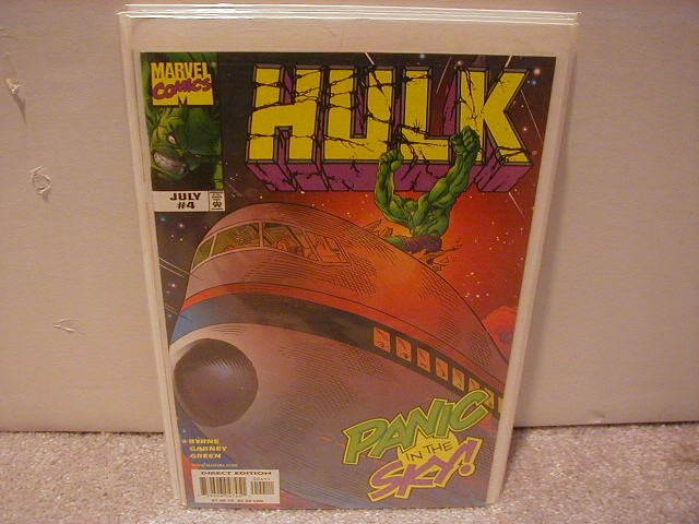 HULK #4 VF/NM (1999)