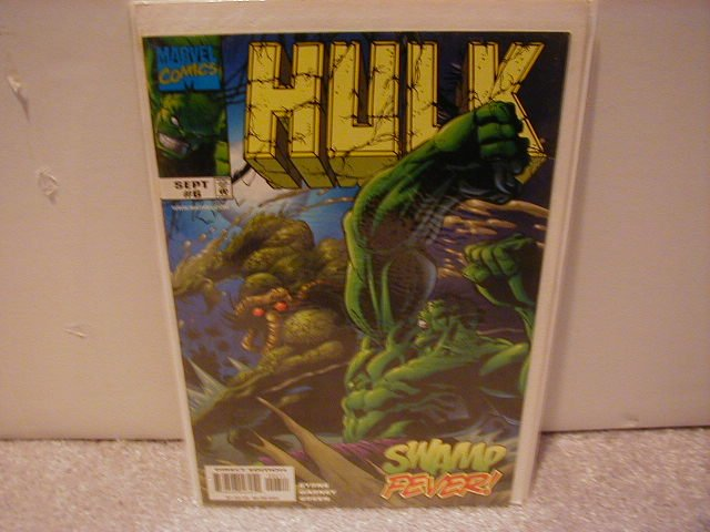 HULK #6 VF/NM (1999)