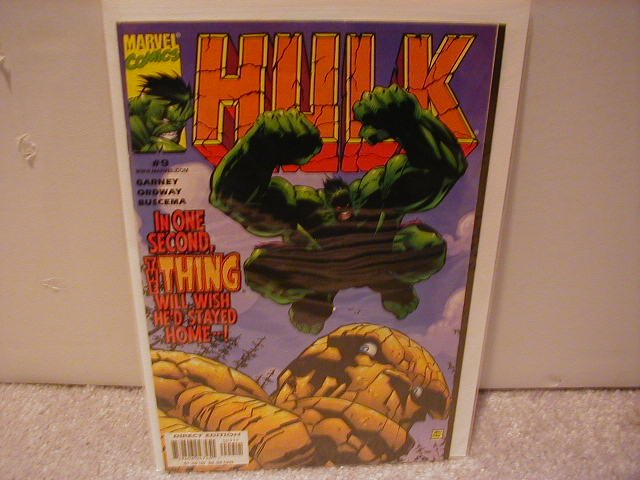 HULK #9 VF/NM (1999)