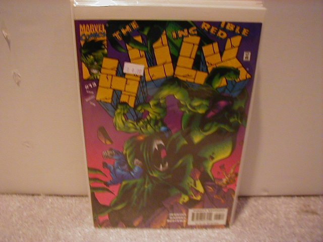 INCREDIBLE HULK #13 VF (2000)