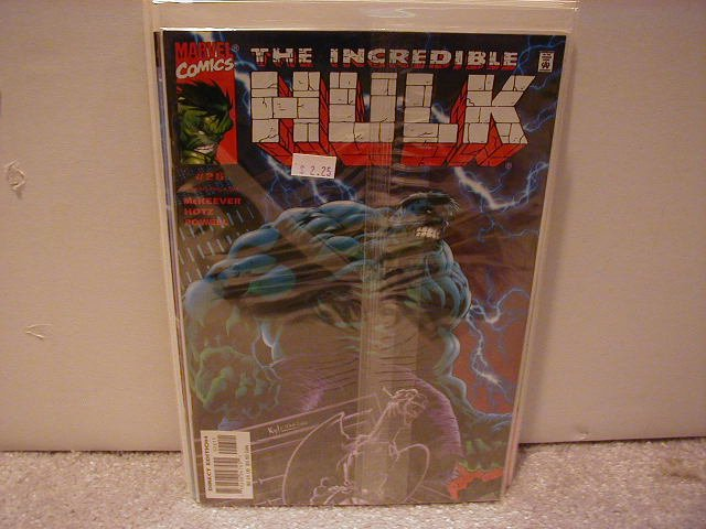 INCREDIBLE HULK #26 VF/NM (2000)
