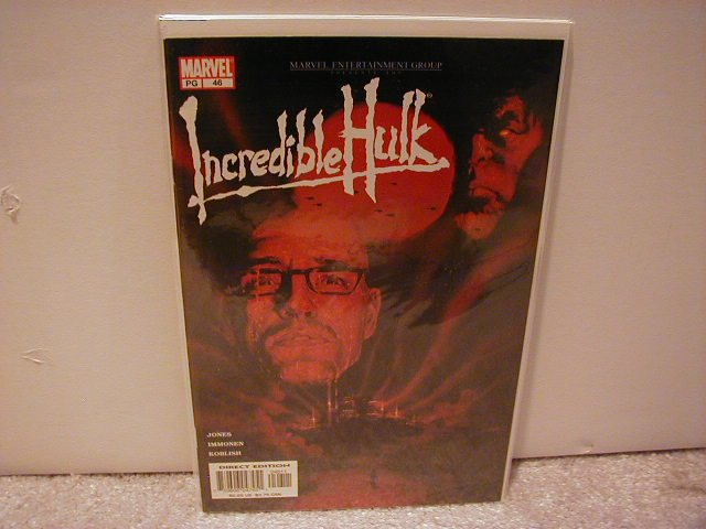 INCREDIBLE HULK #46 F/VF (2000)