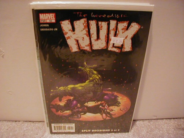 INCREDIBLE HULK #62 F/VF (2000)