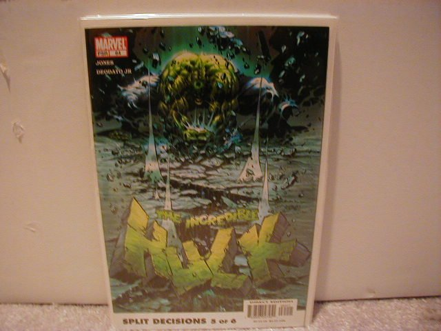 INCREDIBLE HULK #64 VF/NM (2000)
