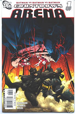 COUNTDOWN ARENA #1 NM BATMAN *VARIANT COVER*