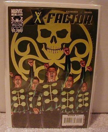 X-FACTOR #15 NM(2007)