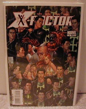 X-FACTOR #18 NM(2007)