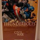 THUNDERBOLTS  #105 NM CIVIL WAR-CAPTAIN AMERICA