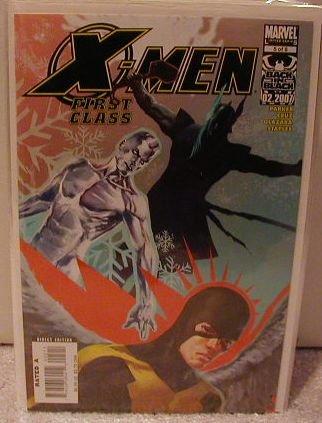 X-MEN FIRST CLASS #5 NM (2007)