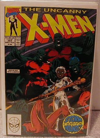 UNCANNY X-MEN #265 VF/NM