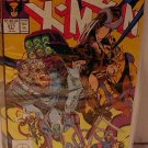 UNCANNY X-MEN #271 VF/NM X-TINCTION AGENDA PART 4