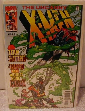 UNCANNY X-MEN #374 VF/NM