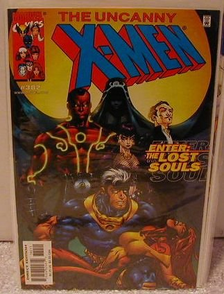 UNCANNY X-MEN #382 VF/NM