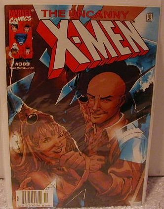 UNCANNY X-MEN #389 VF/NM