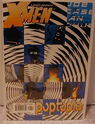 UNCANNY X-MEN #396 VF/NM Poptopia part 2
