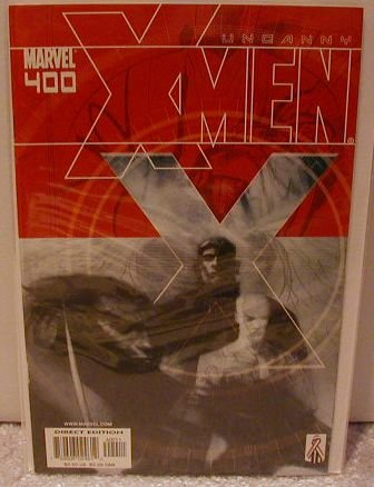 UNCANNY X-MEN #400 VF/NM