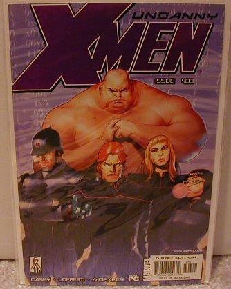 UNCANNY X-MEN #403 VF/NM