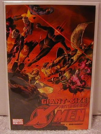 GIANT SIZE ASTONISHING X-MEN #1 NM (2008)