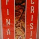 """FINAL CRISIS #1 NM (2008) """"B"""" COVER- D.C. MINI SERIES OF 2008"""