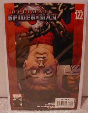 ULTIMATE SPIDER-MAN #122 NM (2008)