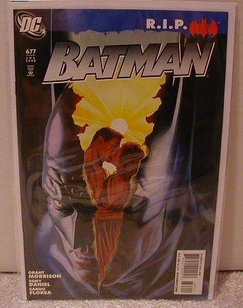 BATMAN #677 NM(2008)