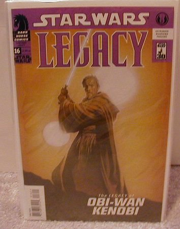 STAR WARS LEGACY #16 NM