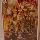 "FIRST BORN #1 NM ""A"" COVER  WITCHBLADE!!"