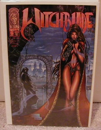 WITCHBLADE #6 VF/NM