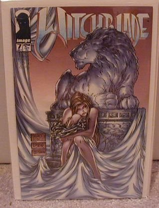 WITCHBLADE #7 VF/NM
