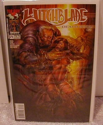WITCHBLADE #71 VF/NM