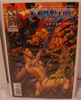 WITCHBLADE #73 VF/NM