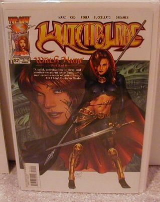 WITCHBLADE #82 VF/NM