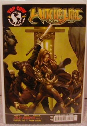 WITCHBLADE #97 VF/NM