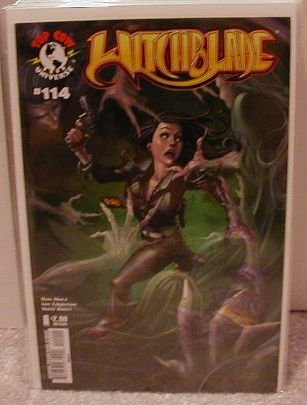 WITCHBLADE #114 VF/NM