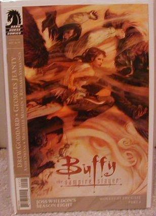 BUFFY THE VAMPIRE SLAYER SEASON EIGHT #15 NM(2008)
