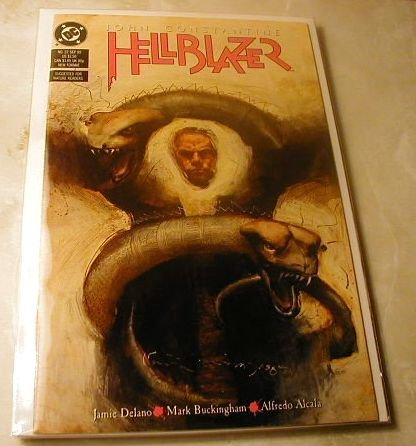 HELLBLAZER #22 VF/NM
