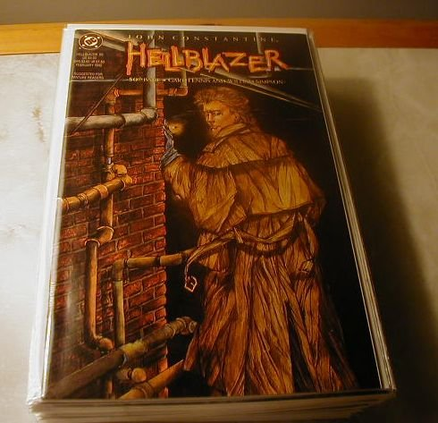 HELLBLAZER #50 VF/NM