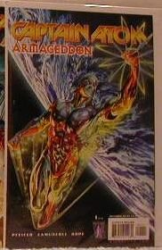 CAPTAIN ATOM ARMAGEDDON SET 1-9 ALL VF/NM