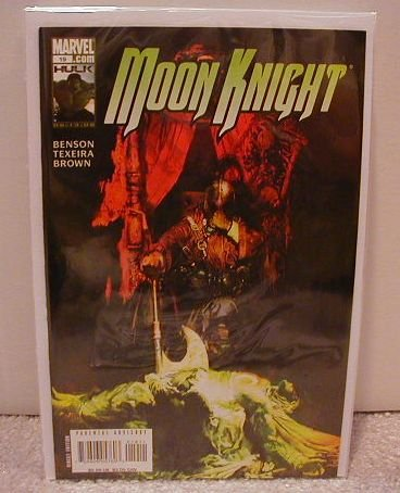 MOON KNIGHT #19 NM (2008)