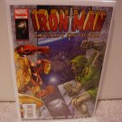 IRON MAN LEGACY OF DOOM #1 NM (2008)