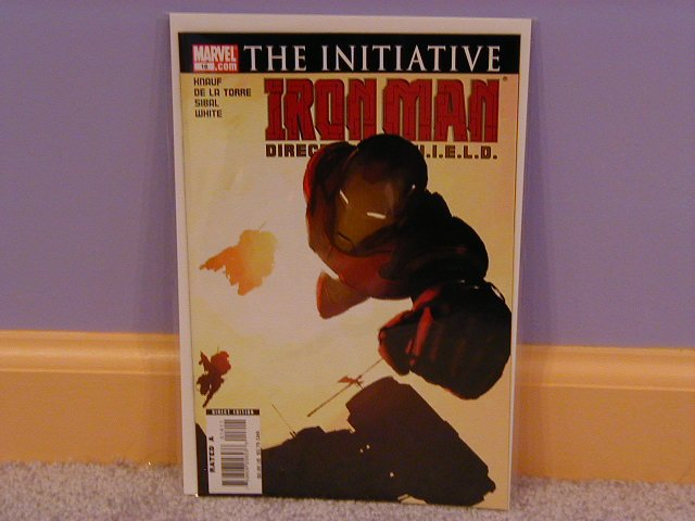 IRON MAN #16 NM(2007)