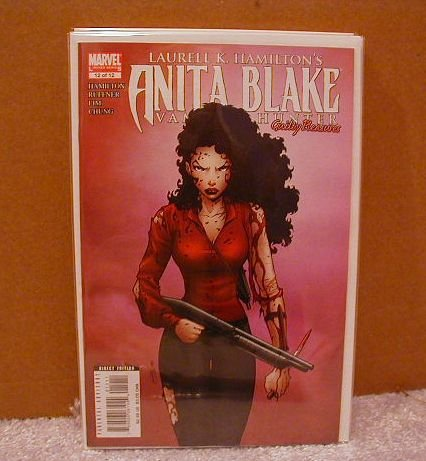 ANITA BLAKE VAMPIRE HUNTER GUILTY PLEASURES #12  NM(2008)
