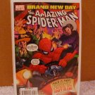AMAZING SPIDER-MAN #563  NM(2008)  BRAND NEW DAY