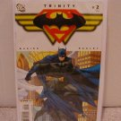TRINITY #2 NM(2008) SUPERMAN BATMAN WONDER WOMAN