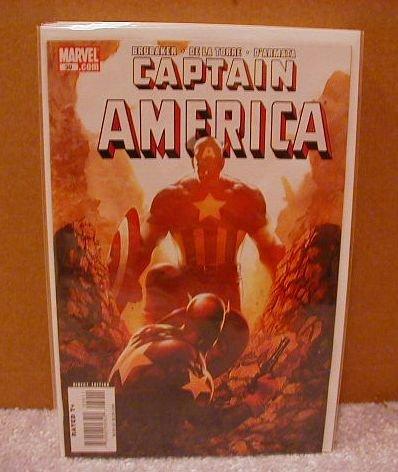 CAPTAIN AMERICA #39 VF(2008)