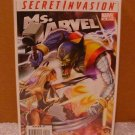 MS. MARVEL #28 NM(2008) SECRET INVASION