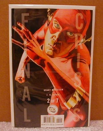 FINAL CRISIS #2 �A� COVER  NM(2008)