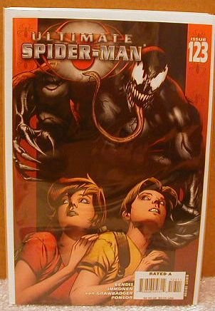 ULTIMATE SPIDER-MAN #123  NM(2008)